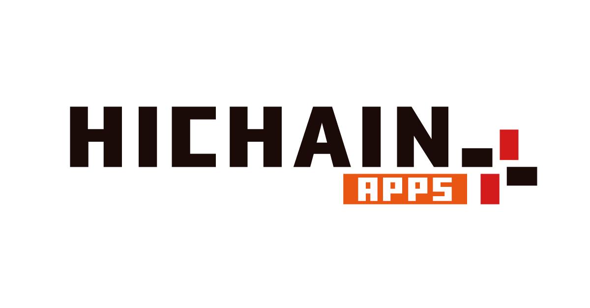 HICHAIN Apps